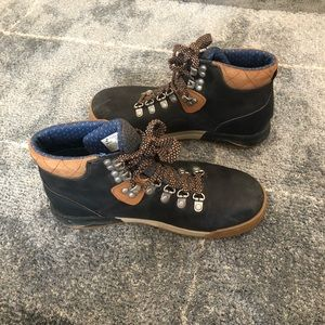 Forsake Women's Patch Hiking Boots